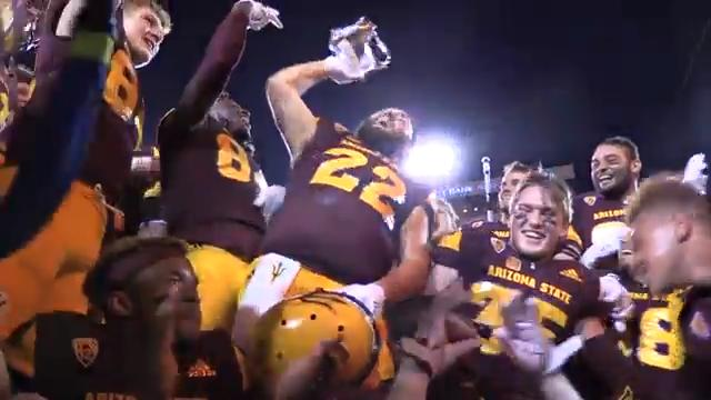 Recap: Arizona State beats Arizona in Territorial Cup
