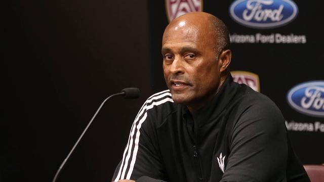ASU's Ray Anderson talks about firing Todd Graham