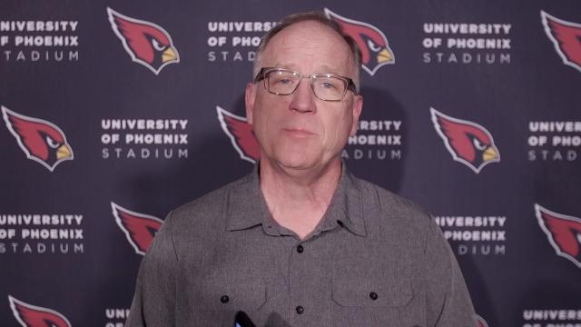 Kent Somers on Cardinals' injury issues