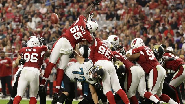 Cardinals LB Chandler Jones having stellar season