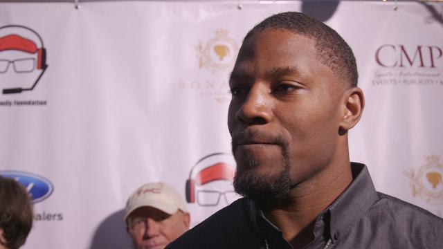 David Johnson talks injury and supporting team organizations