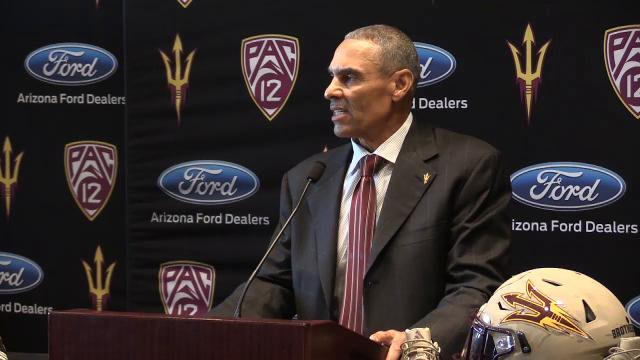Herm Edwards on recruiting: 'This is the place you want to send your son'