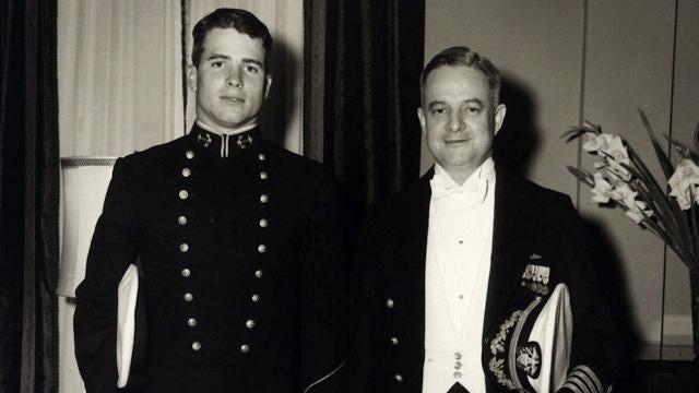 John McCain family pedigree made him valuable Vietnam POW