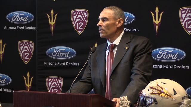 Herm Edwards on being out of coaching since 2008