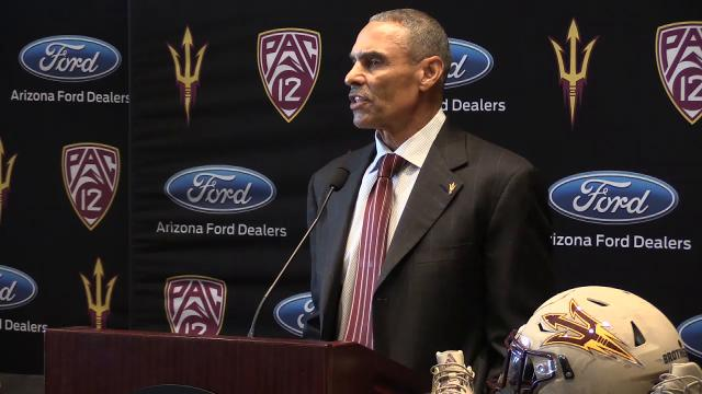 Herm Edwards: 'I know the tradition of this place'