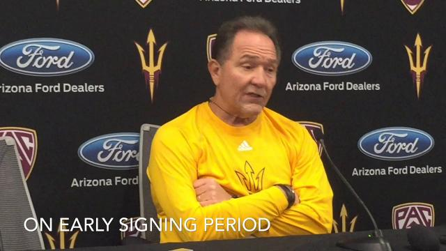 Phil Bennett on whether or not he'll return to ASU