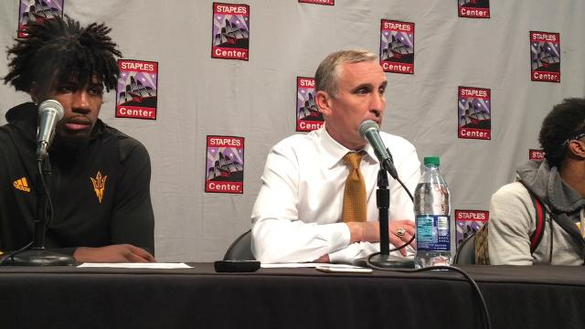 Bobby Hurley on win over St. John's