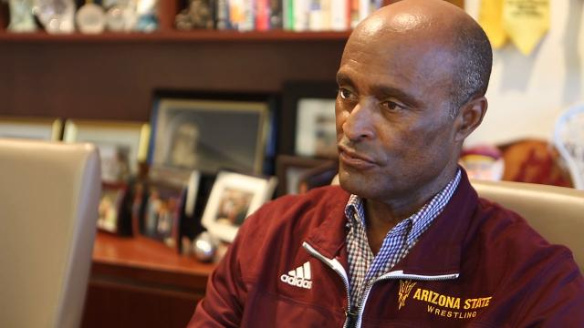 Ray Anderson on Herm Edwards, state of ASU football program