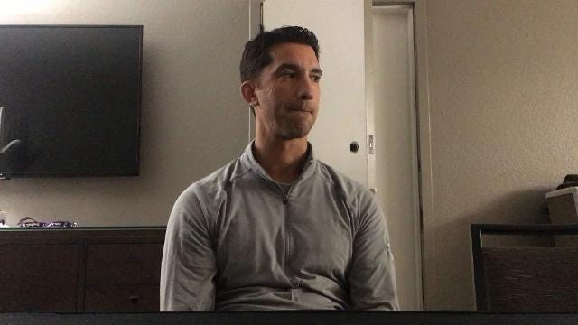 D-Backs' Mike Hazen talks on Day 2 of winter meetings