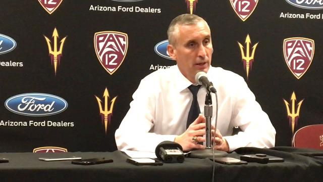 Bobby Hurley on ASU's win over Vanderbilt