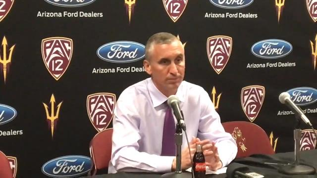 Bobby Hurley on ASU's slow start in win over Longwood