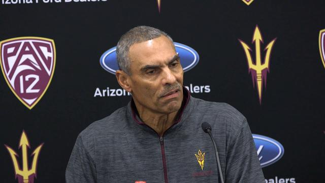 ASU's Edwards on the changes with the coaching staff
