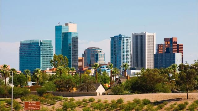 Arizona's population reached 7 million for the first time in 2017. Here's how that compares to other places in the world.