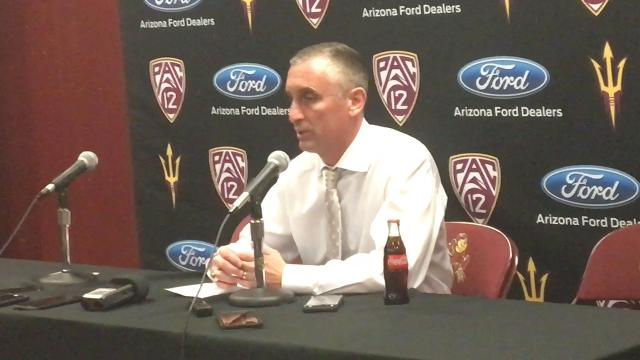 Bobby Hurley on ASU's perfect non-conference slate