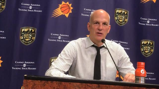 Jay Triano on Suns' loss to Timberwolves