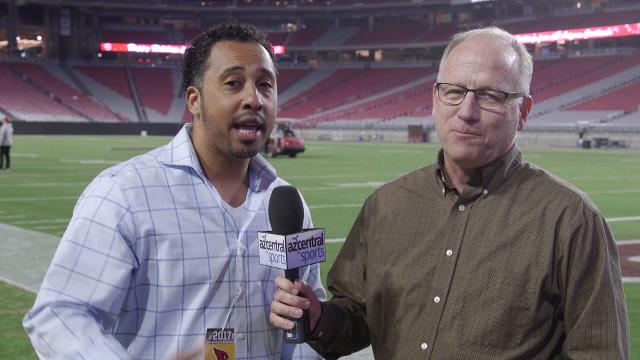 Somers, Moore break down Cardinals win over Giants