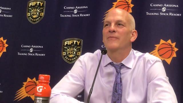 Jay Triano on Suns' game-winning play