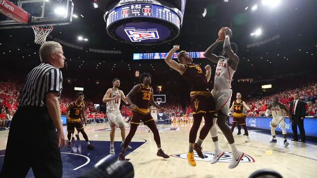 UA edges ASU in thrilling conference opener