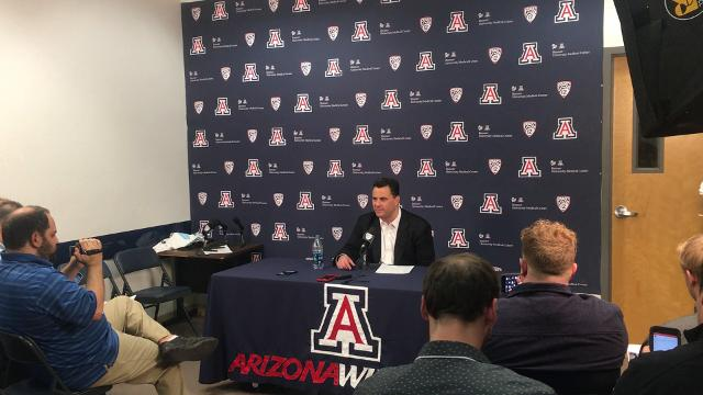 UA coach Sean Miller discusses Tra Holder, ASU and his team's performance in the Wildcats' win over the Sun Devils on Saturday.