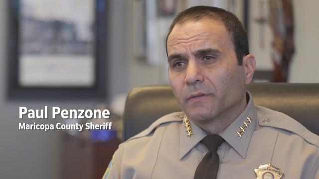 Sheriff Paul Penzone: We are public servants