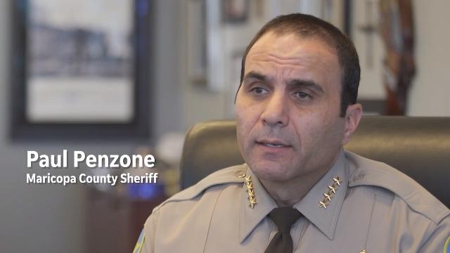 Sheriff Paul Penzone: Leading by example