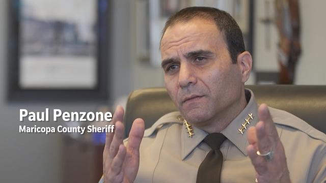 Sheriff Paul Penzone: What is most challenging