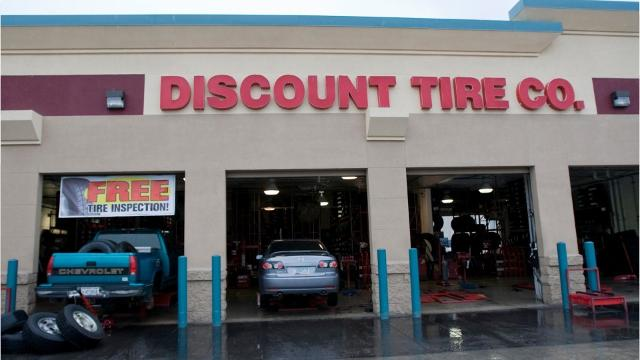 Bruce Halle Helped Create Discount Tire S Historic Tire Tossing Tv Ad