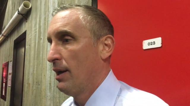 ASU basketball coach Bobby Hurley discusses the Sun Devils' win at Utah on Sunday.