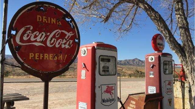 The Hackberry General Store has been a gas station, museum and souvenir shop over the last 80 or so years. Here are five things you didn't know about the Route 66 destination.
