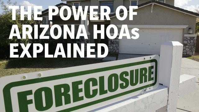 azcentral Rewind: The power of HOAs in Arizona