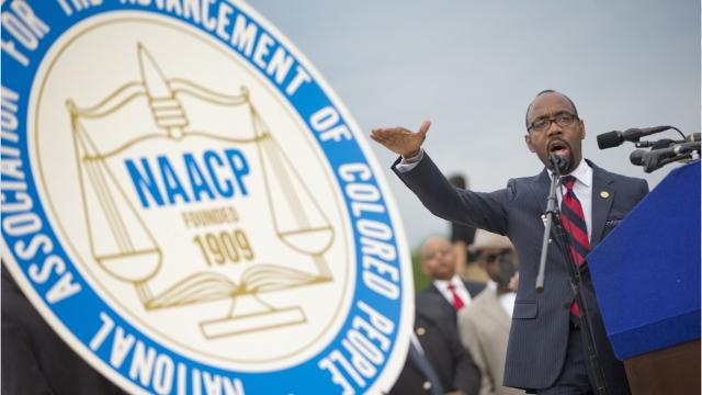 Facing declining membership and competition from more militant groups, the NAACP says it must get more aggressive to survive.