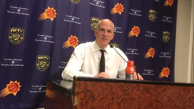 Jay Triano on Suns' loss to Rockets