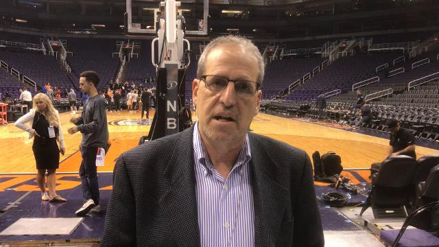 Scott Bordow on Suns' loss to Rockets