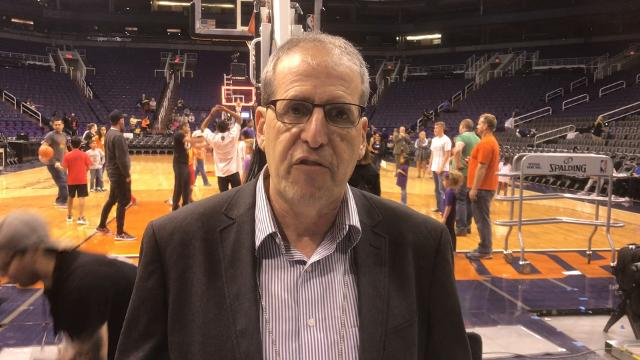 Scott Bordow on Suns loss to Pacers