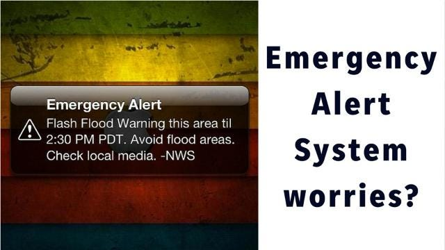 An Arizona official says an erroneous emergency alert like the one sent in Hawaii that warned of an incoming ballistic missile could not happen here.