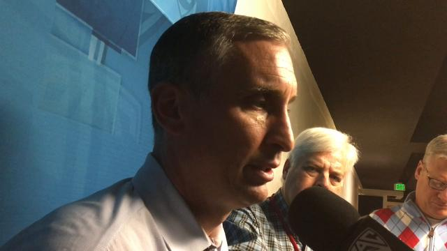 ASU head coach Bobby Hurley discusses the Sun Devils' loss at Stanford on Wednesday.