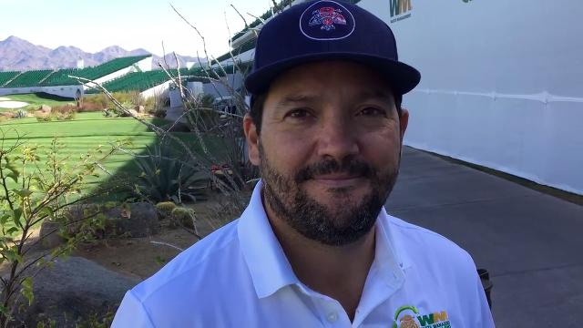 Waste Management Phoenix Open 2018 Tournament Chairman Carlos Sugich talks about what's new this year at TPC Scottsdale.