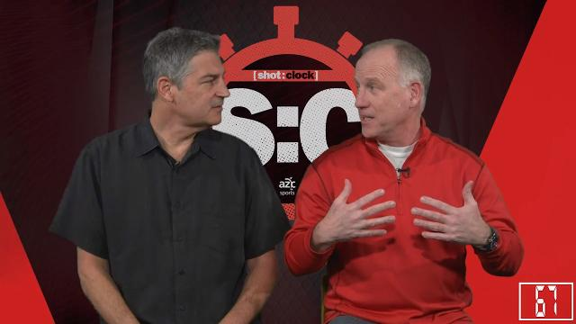 Jay Dieffenbach and Kent Somers discuss the latest with the Cardinals coaching search and the NFL.