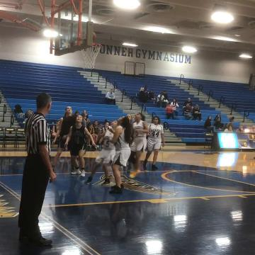 Shadow Mountain had only four healthy players for a girls basketball game. So Cactus Shadows decided to play just of its players in a display of sportsmanship.