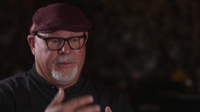 Arians on exploring broadcasting in his post-coaching career.
