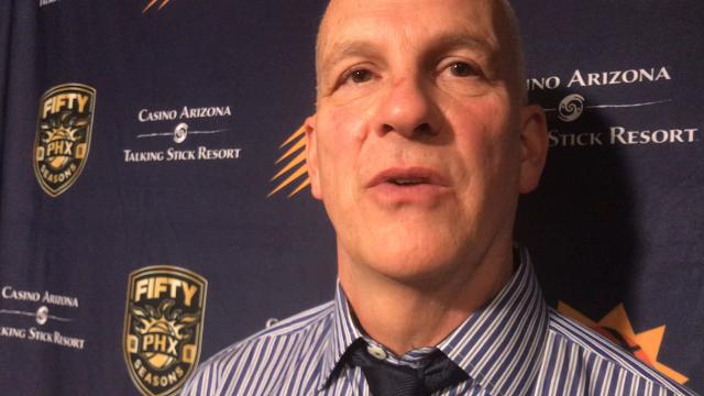 """Triano: """"I thought our second unit was really good. When we went to the bench, we didn't lose a lot."""""""