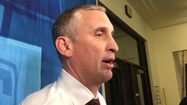 ASU head coach Bobby Hurley discusses his team's balance in the Sun Devils' win at Cal on Saturday.