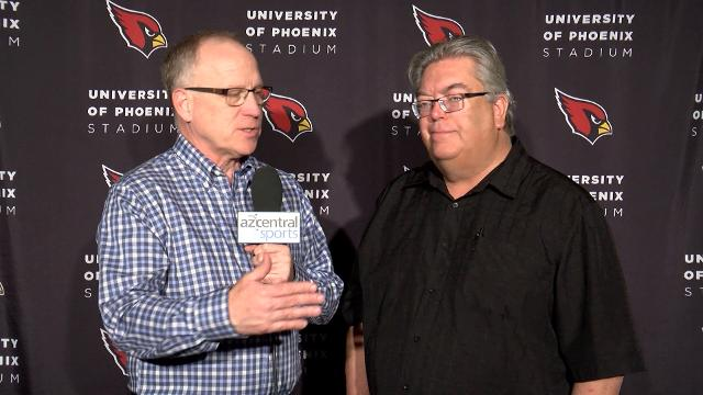 Cardinals insiders Kent Somers and Bob McManaman discuss the Cardinals' hire of Steve Wilks as new head coach on Tuesday.