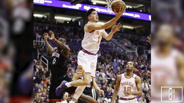 Shot Clock: Devin Booker missing All-Star cut is OK