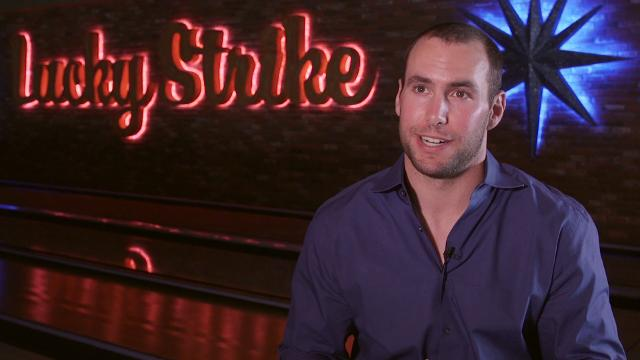 Diamondbacks star Paul Goldschmidt talks about upcoming Goldy's Bowling Bash at Lucky Strike bowling alley