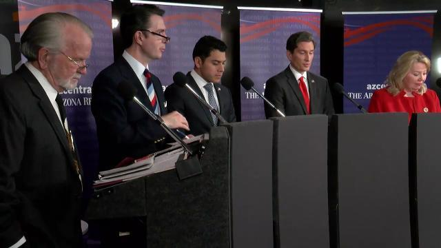 Republican CD8 candidates on border security, dreamers