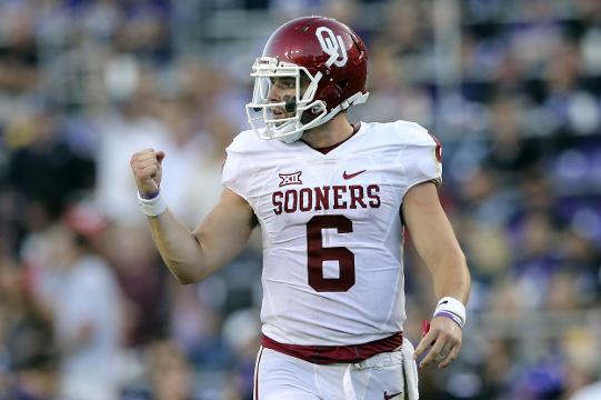 Shot Clock: Cardinals and Baker Mayfield?