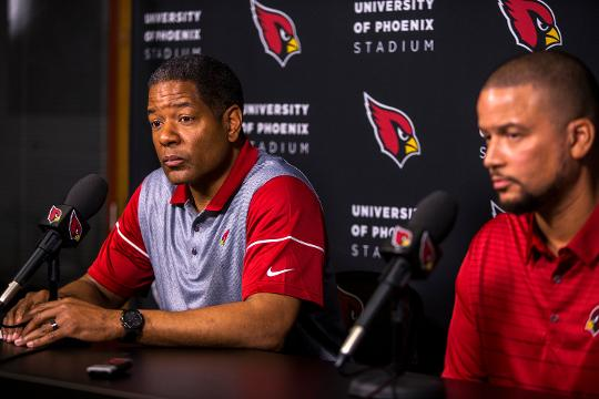 The Arizona Cardinals' defense has been on of the team's strengths so what will new defensive coordinator Al Holcomb look to change in his first season under head coach Steve Wilks?
