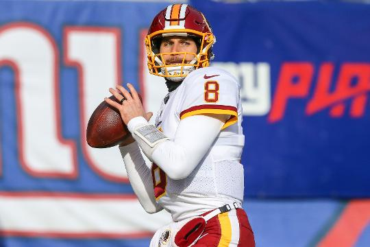 Shot Clock: Cards pay up for Kirk Cousins?