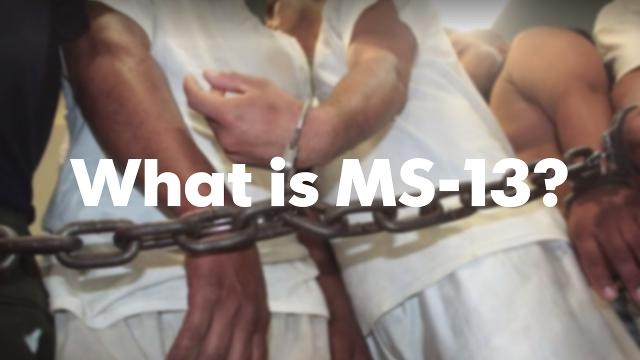 President Trump railed against MS-13 in his 2018 State of the Union address, but what is MS-13?